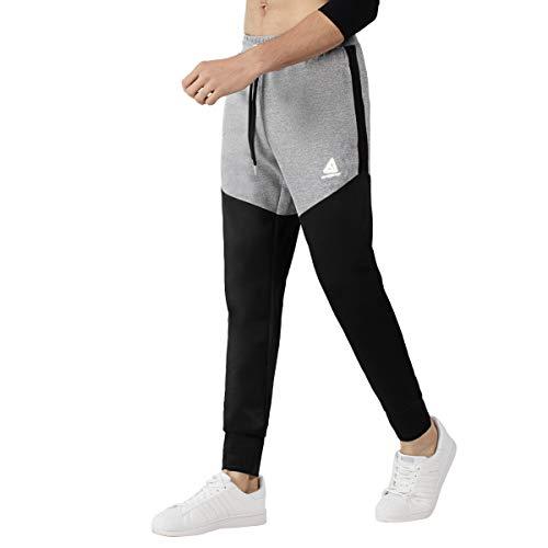 Heren Joggingbroeken Trainingsbroek Fitness Training Scuba Broeken Slim Fit Running Joggers Stretchbroek UK Stock