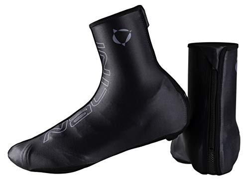 Nalini - Copriscarpe Termici Invernali Made in Italy Modello AHW Classic Cover Shoes Colore Nero 4000, Taglia M 40-41
