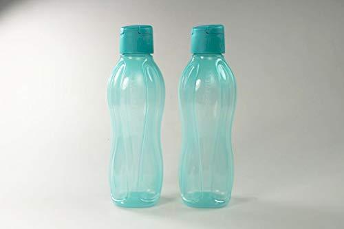 Tupperware to Go Eco 750 ml azul/turquesa Botella ecológica (2)