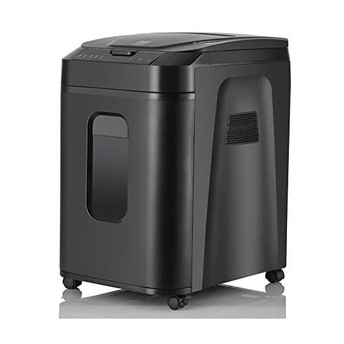 LSX - trituradora de Papel Trituradora trituradora de Documentos de Oficina trituradora automática de Negocios Puede Romper CD, automáticamente Oficina en casa