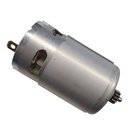 B Baosity Destornillador De Taladro Eléctrico Motor 10.8v 12v 14V - Plata, 14.4V