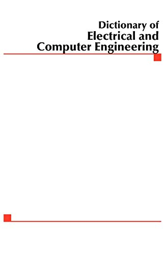 McGraw-Hill Dictionary of Electrical & Computer Engineering (CLS.EDUCATION)