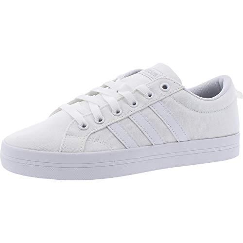 adidas Womens Bravada CL Fitness Skateboarding Shoes White 7 Medium (B,M)
