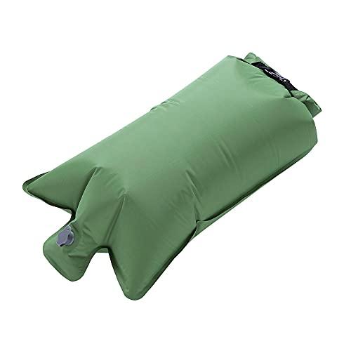 Flytise Bolsa inflable portátil plegable de poliuretano termoplástico, bolsa inflable para exteriores, camping, impermeable