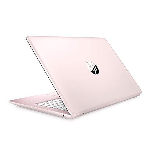 2021 HP Stream 11.6' HD Laptop PC, Intel Celeron N4020, 4 GB RAM, 64 GB eMMC, WiFi 5, cámara web, HDMI, Windows 10 S, rosa (renovado)