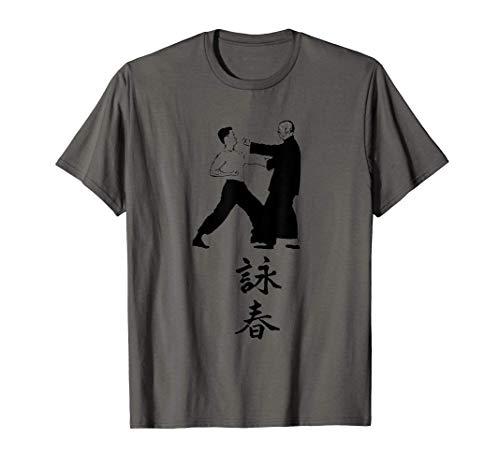 Wing Chun Punch T-Shirt