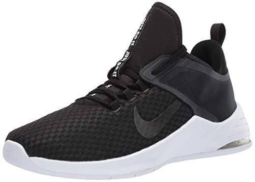 Nike Wmns Air MAX Bella TR 2, Zapatillas de Deporte para Mujer, Negro (Black/Black/Anthracite/White 000), 38 EU