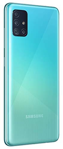 Samsung Galaxy A51 (Blue, 6GB RAM, 128GB Storage) with No Cost EMI/Additional Exchange Offers
