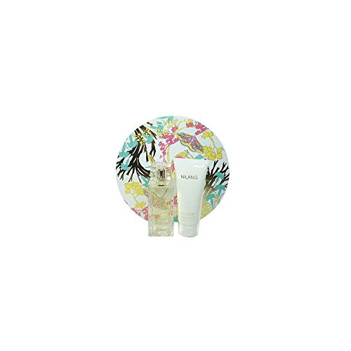 Lalique Nilang Eau de Parfum e gel doccia set regalo per lei, 100ml/100ml