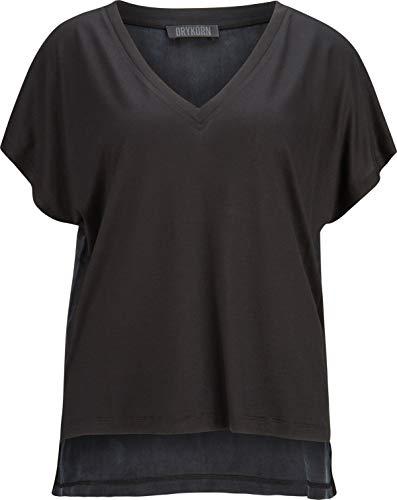 Drykorn Damen Shirt in Schwarz 2 / S