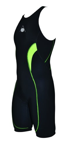 Aqua Sphere – Energize Tri Suit, nero/verde, 46 IT