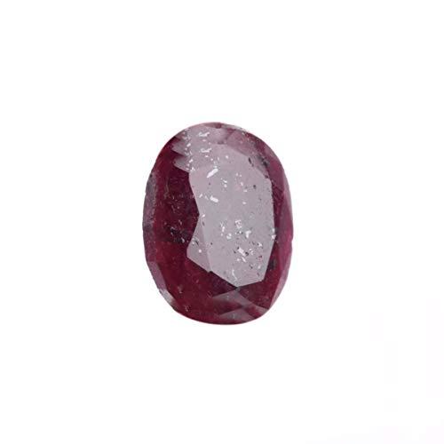 Roter Rubin Loose Stone 27,50 Ct Egl-zertifiziert Roter Rubin, ovale Form Roter Rubin, Schmuckherstellung Rubin