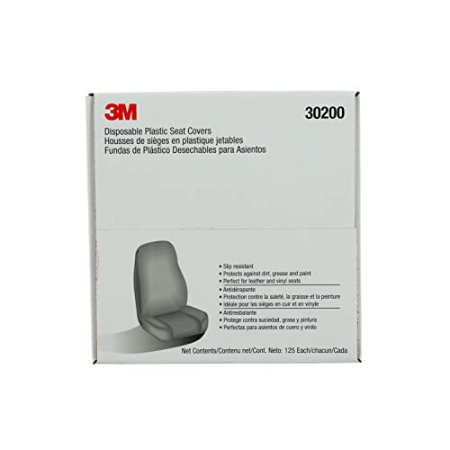 Marson 30200 Kwikee Disposable Plastic Seat Cover