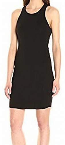 Kendall + Kylie Damen Bandeau-Kleid offener Rücken - Schwarz - Mittel