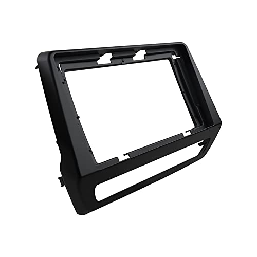 CMEI Radio Fascia 9 Inch Fit for Renault TRIBER 2019 Dash Installation Trim Mount Kit Frame Stereo GPS DVD Player Panel Faceplates Cover