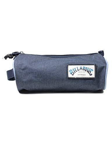 Billabong - Estuche para lápices (barril), color azul marin