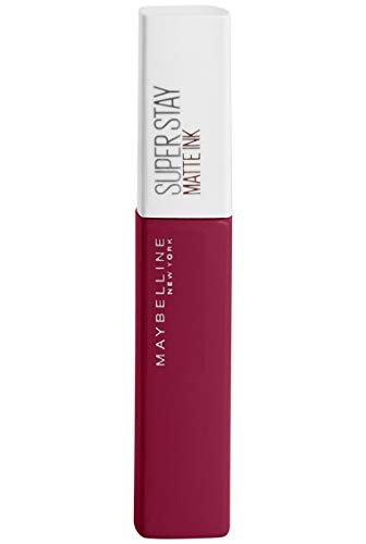 Maybelline New York b3135100 Rossetto Superstay Matte Ink City Edition N. 115 Founder