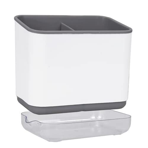 Sink Counter Caddy, Dish Sponge Holder, Kitchen...