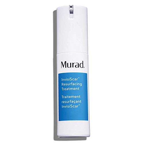 Murad InvisiScar Resurfacing Treatment for reducing the appearance of Acne Scars and Dark Spots, 1 Fl Oz, Larger Size