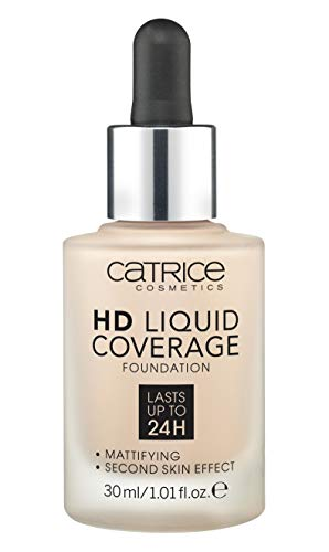 Catrice HD Liquid Coverage Foundation 010-1er Pack