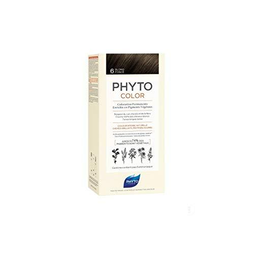 PHYTO FARBE DARK BLONDE 6