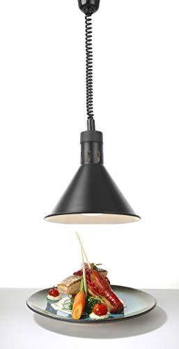 HENDI Lámpara cónica de calentamiento con cable extensible