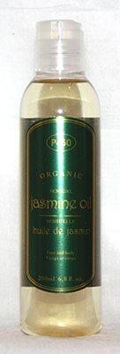 Huile de jasmin 100% bio |hair Oil|body Oil|massage Oil|skin Huile par P + 50 200 ml – sans parfum