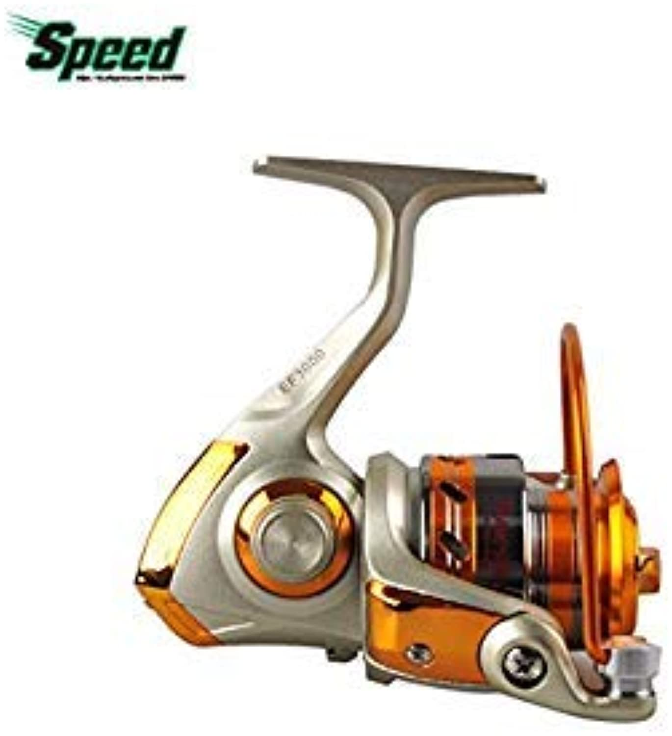 As pic, 10, 4000 Series   New Arrival 10BB Speed Ratio 5.5 1 Saltwater Spinning Wheel Trolling Spinning EF1000-7000 Ocean Sea Boat Ice Fishing Tackle Reel