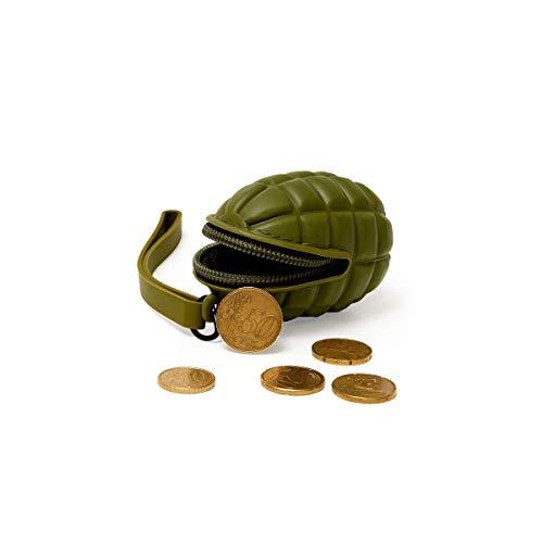 Legami SP0003 Portamonete in Silicone, Bomb, Small