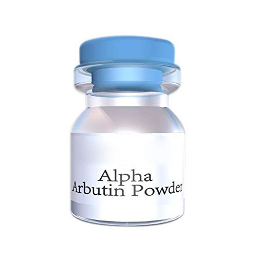 Sarpico Alpha Arbutin Powder Cream Whitening Brightening Skin Anti-aging Serum Care 3g