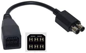 Third Party - Adaptateur Alim Xbox Fat vers Xbox One - 0583215027760: Amazon.es: Videojuegos