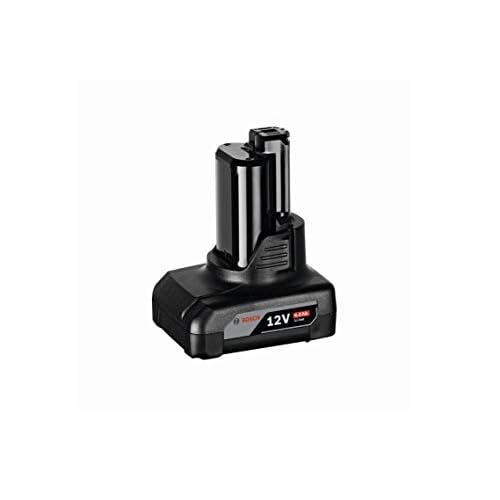 Bosch Professional 1600Z0002Y GBA Batteria, 12 V, 4.0 Ah, Nero