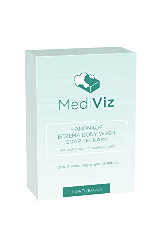 MediViz Eczema Body Wash Soap