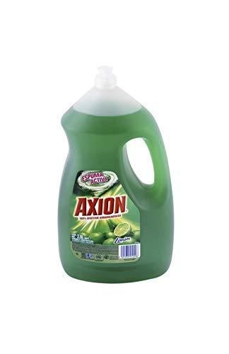 Detergente Axion marca axion