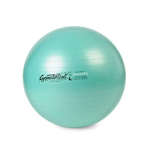 Pezzi Original Gymnastik Ball Maxafe 65 cm - Original Pezz Maxafei Ball 65 cm Grün