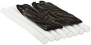 Duck Brand Double Draft Seal for Doors and Windows, 2 Pack (285229)