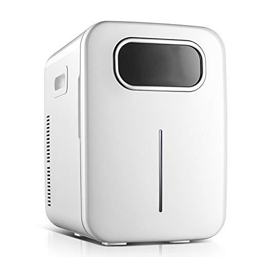 NYGJMNBX Mini-koelkast, 20 liter, voor thuis, koelkast, koelkast, draagbaar, voor wijn, geschikt voor auto, reizen, outdoor