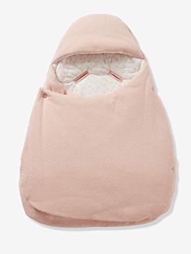VERTBAUDET 2-in-1-Ausfahrsack für Babys rosa ONE SIZE
