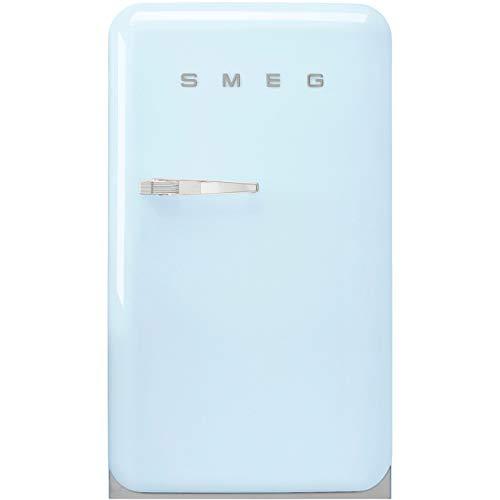 Smeg FAB10RPB2 Blau Kühlschrank rechts frei Installation Klasse A++ Abmessungen 960 x 543 x 632 Bruttogewicht: 118 Liter