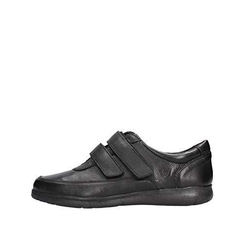 VALLEVERDE Scarpe Uomo Sneakers Basse 36802 Nero Taglia 40 Nero