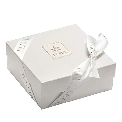Fleur Parfumerie Fleur discovery-set 5 x eau de parfum damen niche luxury fragrance in exklusive geschenk-box die klassiker 5x2ml