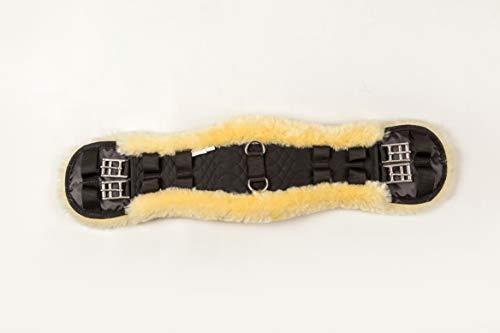 Merauno Dressage Girth-lamsvel zadelband dressur, 65cm26