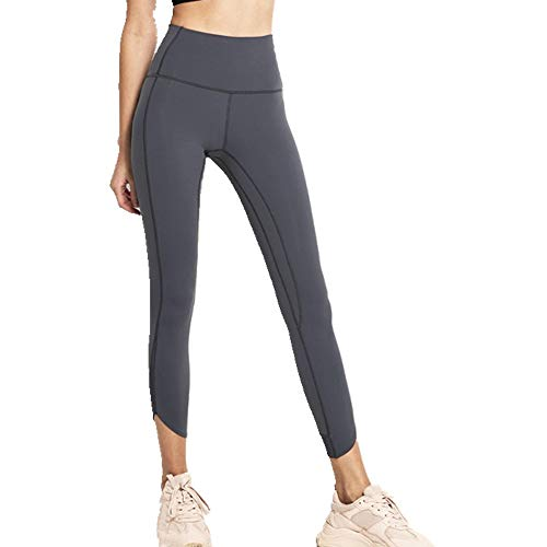 N\P Foot Patch Yarn Yoga Pants Esterilla de yoga para mujer Stretch Fitness