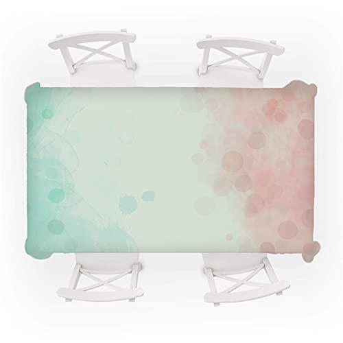 Moderno Minimalista Pequeño Mantel Impreso Fresco para El Hogar Estera De Mesa Impermeable Mantel Rectangular para Mesa De Centro