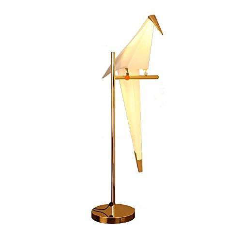 SYF Nordic Origami Kraniche LED-Lampe Tischlampe Kreative Persönlichkeit Der Modernen Minimalistischen Schlafzimmer Nachttischlampe Tischlampe Wohnzimmer Studie A+