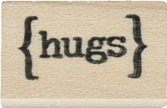 Tampon en caoutchouc - Hugs - Cats Life Press 1144 A