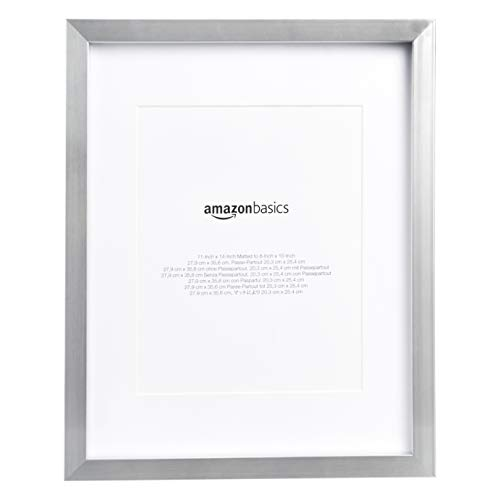 AmazonBasics Fotolijst, nikkelkleuren