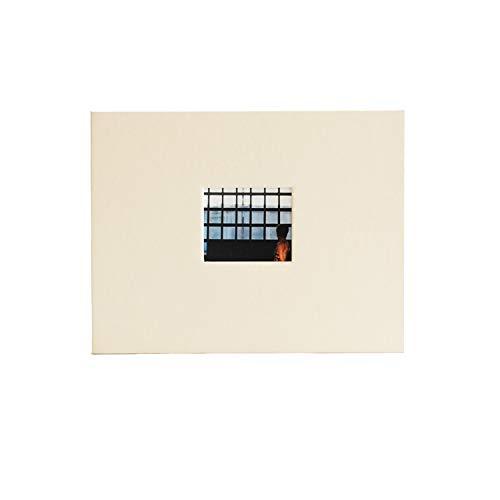 "Kolo Newport Scrapbook, 8.5"" x 11"", Ivory"