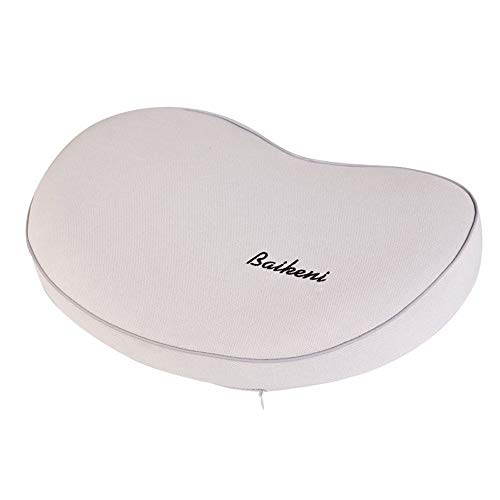 Back Cushion For Best Lower Back Support Seat Cushion Comfort Cotton Orthopedic Chair Pillow Back Pain Relief Sciatica Tailbone Pain Back Support Seat Cushion Office Car Sitting Pregnancy Travel Drivi