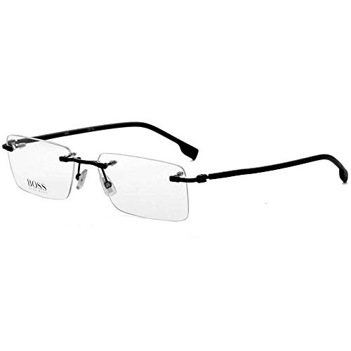 Hugo Boss Brille (BOSS-1011 003) Acetate Kunststoff schwarz matt